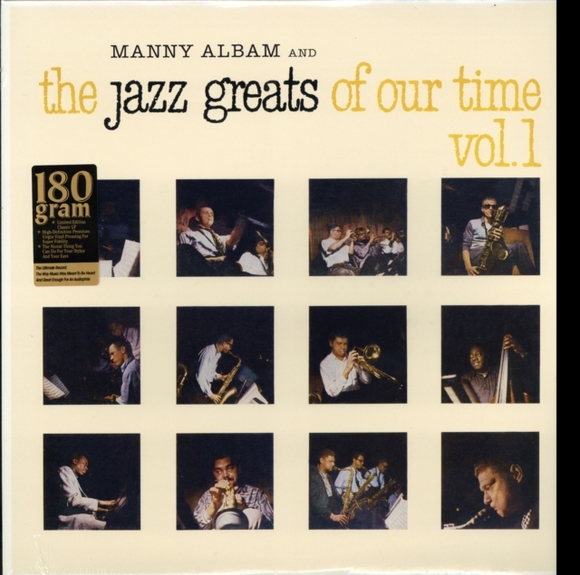 Manny Albam and the Jazz Greats of Our T