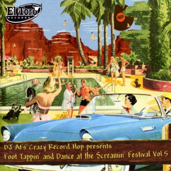 Foot Tappin' and Dance at Screamin' Fest