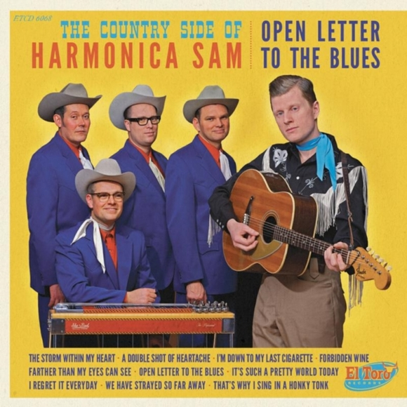 Open Letter to the Blues