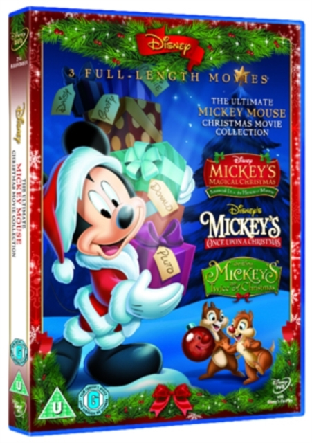 Ultimate Mickey Mouse Movie Collection