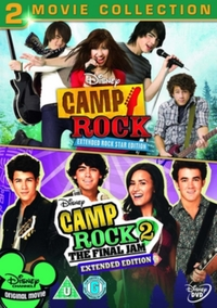 Camp Rock: 2-movie Collection