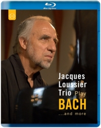 Jacques Loussier Trio: Play Bach...and M