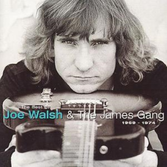 The Best Of Joe Walsh And The James Gang