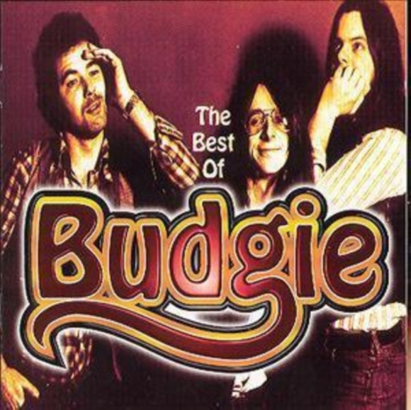 The Best Of Budgie