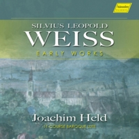 Sylvius Leopold Weiss: Early Works