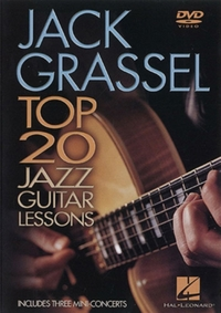 Jack Grassell: Top 20 Jazz Guitar Lesson