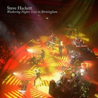 Steve Hackett: Wuthering Nights - Live i