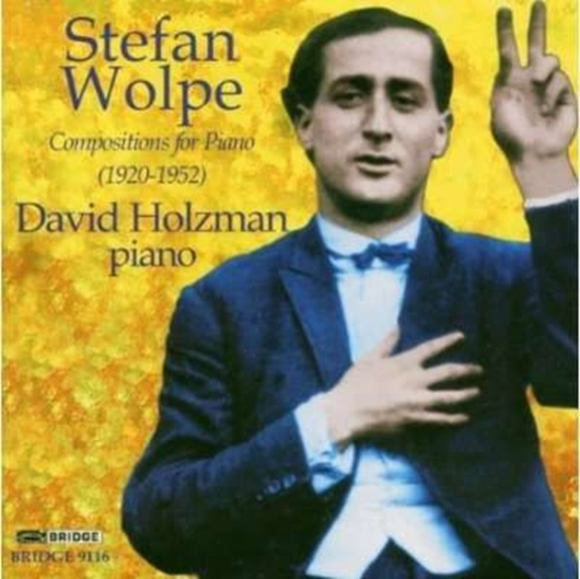 Compositions for Piano (Holzman)