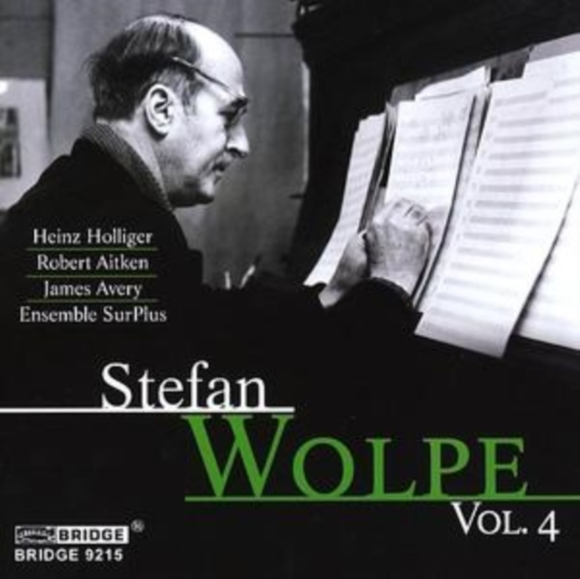 Chamber Works (Holliger)