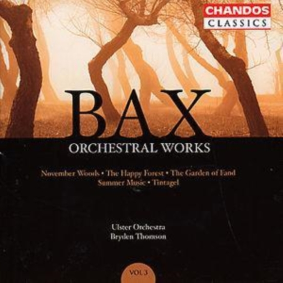 Orchestral Works Vol. 3 (Thomson, Ulster