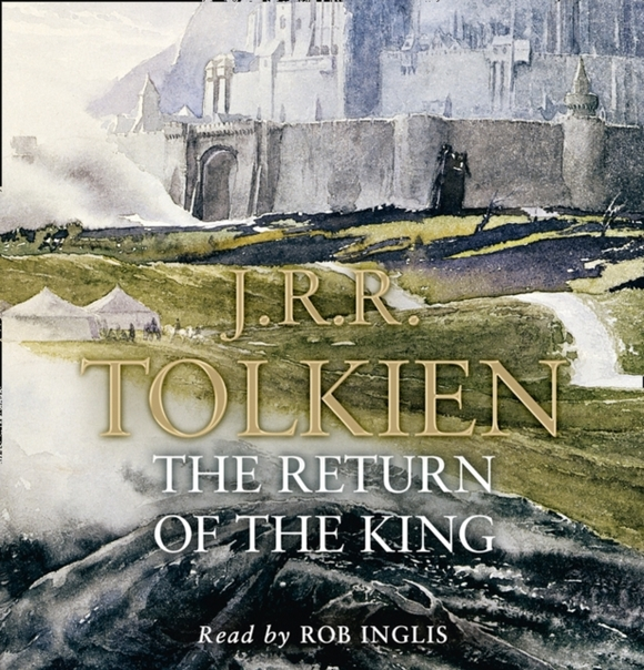 RETURN OF THE KING. CD: THE LORD OF THE RINGS