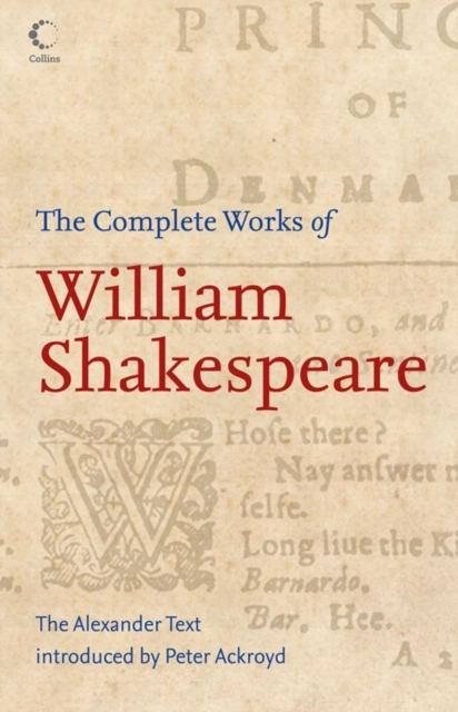 Collins Complete Works Of Shakespeare