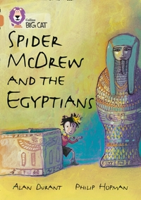 Spider Mcdrew and the Egyptians