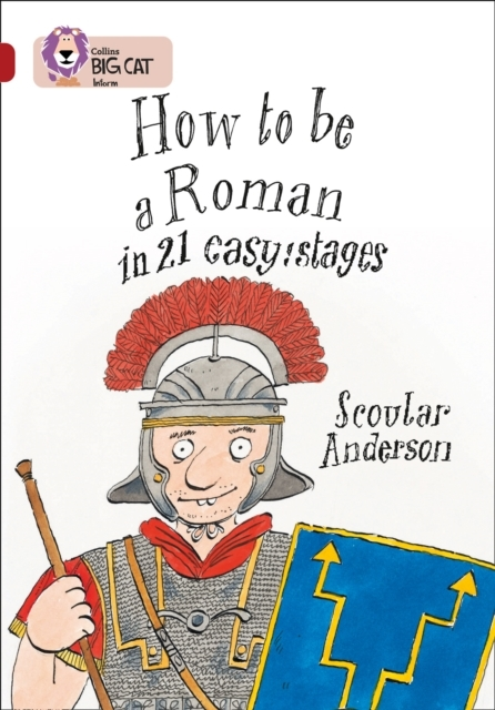 How to be a Roman: Band 14/Ruby