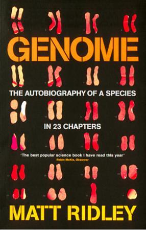 Genome: The Autobiography of a Species in 23 Cha