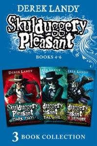 Skulduggery Pleasant: Books 4 - 6