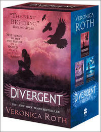 DIVERGENT SERIES BOXED SET BOOKS 1 TO 3