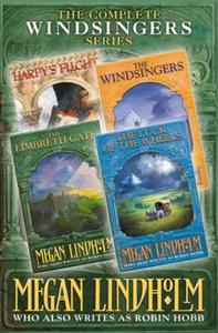 The Windsingers Series: The Complete 4-Book Collection