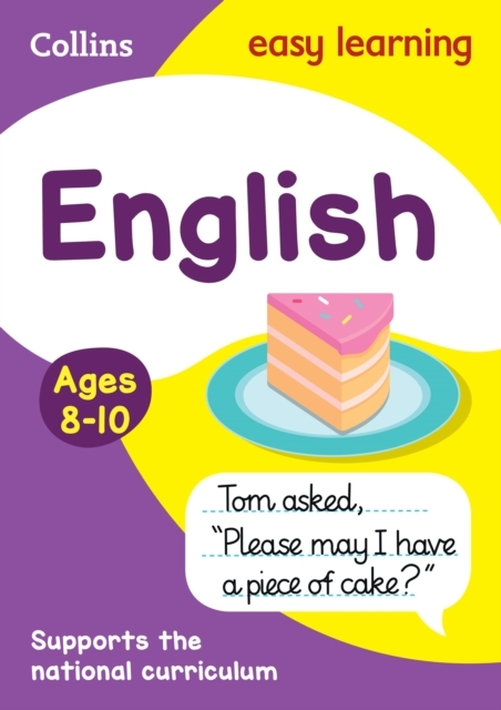English Ages 8-10