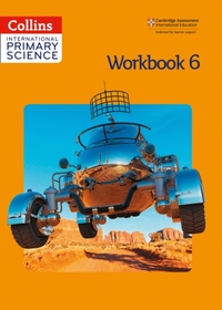 International Primary Science Workbook 6