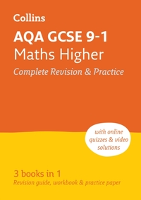 AQA GCSE 9-1 Maths Higher All-in-One Rev