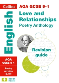 AQA GCSE 9-1 Poetry Anthology: Love and