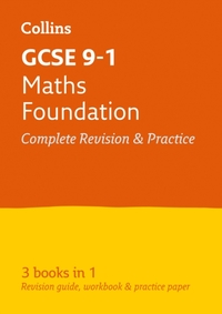 GCSE Maths Foundation All-in-One Revisio