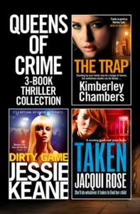 Queens of Crime: 3-Book Thriller Collect
