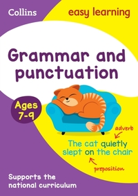 Grammar and Punctuation Ages 7-9: New Ed