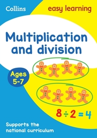 Multiplication and Division Ages 5-7: Ne