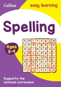 Spelling Ages 8-9: New Edition