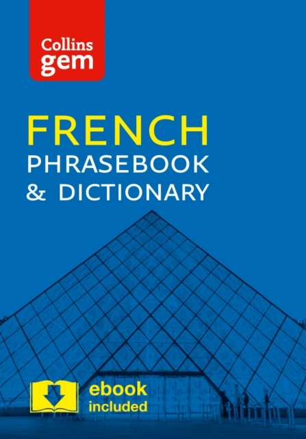 Collins French Phrasebook and Dictionary