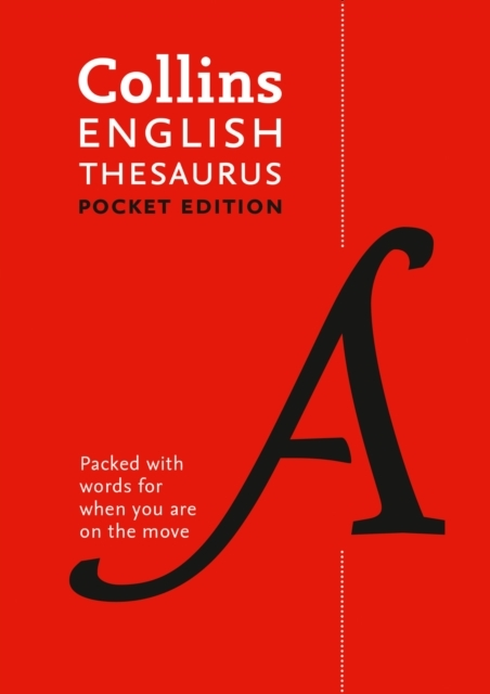 Collins English Pocket Thesaurus