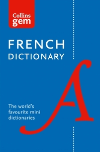 Collins French Gem Dictionary