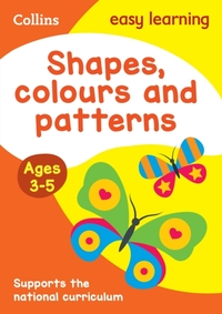 Shapes, Colours and Patterns Ages 3-5: N
