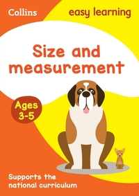 Size and Measurement Ages 3-5: New Editi