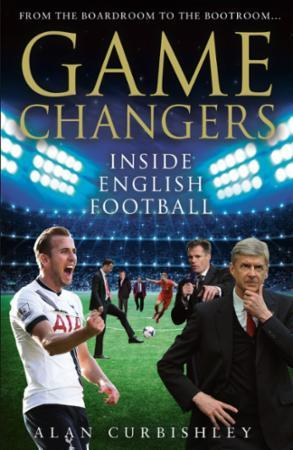 Bilde av Game Changers: Inside English Football: From The Boardr