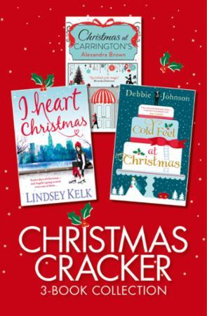 Bilde av Christmas Cracker 3-book Collection: Three Cosy Christmas Romances (all The B