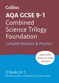 AQA GCSE 9-1 Combined Science Trilogy Fo