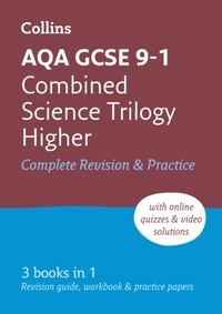 AQA GCSE Combined Science Trilogy Higher