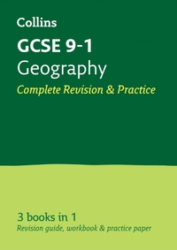 GCSE 9-1 Geography All-in-One Revision a