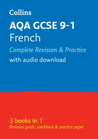 AQA GCSE French All-in-One Revision and