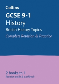 GCSE 9-1 History - British All-in-One Re