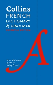 Collins French Essential Dictionary and