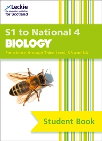 S1 to National 4 Biology Student Book