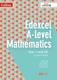 Edexcel A-level Mathematics Student Book
