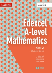 Edexcel A Level Mathematics Student Book