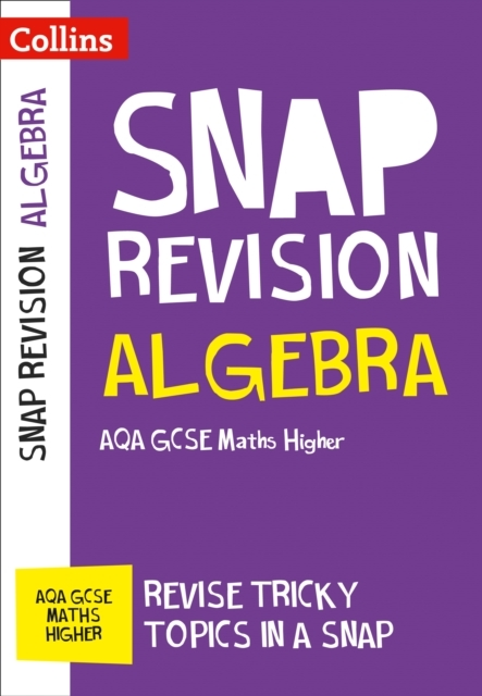 Algebra (for papers 1, 2 and 3): AQA GCS