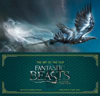 The Art of the Film: Fantastic Beasts an