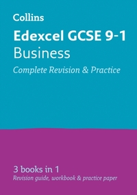 Edexcel GCSE 9-1 Business All-in-One Rev